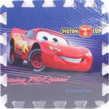 Verdák McQueen 9 darabos szőnyeg puzzle puzzle, kirakós
