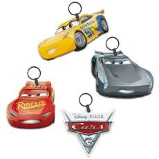 Verdák Világító kulcstartó Disney Cars, Verdák
