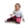 Veronika Girglová Gyermek melegítő nadrág VG rózsaszín-málna