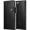 VERUS VRS Design (VERUS) iPhone 7 Native Diary oldalra nyíló tok, fekete