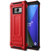 VERUS VRS Design (VERUS) Samsung Galaxy S8 Plus Terra Guard hátlap, tok, piros