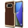 VERUS VRS Design (VERUS) Samsung Galaxy S8 Simpli Mod hátlap, tok, barna