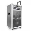 """Vexus ST110, mobil PA rendszer, 20 cm (8""""), CD, SD, USB, MP3"""