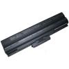 VGP-BPS21 Akkumulátor 6600 mAh Fekete
