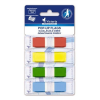 VICTORIA 43x12,5 mm műanyag vegyes színű jelölőcímke (4x36 lap)