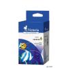 VICTORIA F6U67AE TintapatronDeskJet 1110, 2130, 3630/OfficeJet 3830, 4650/Envy 4520 nyomtatókhoz, VICTORIA 302XL színes, 8ml