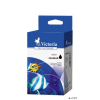 VICTORIA F6U68AE Tintapatron DeskJet 1110, 2130, 3630/OfficeJet 3830, 4650/Envy 4520 nyomtatókhoz, VICTORIA 302XL fekete, 9ml
