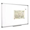 VICTORIA Fehértábla, nem mágneses, 90x180 cm, alumínium keret, VICTORIA