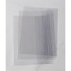 VICTORIA Füzetborító, A5, PVC, 90 mikronos, víztiszta, VICTORIA (ISVBA5)
