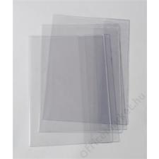 VICTORIA Füzetborító, A5, PVC, 90 mikronos, víztiszta, VICTORIA (ISVBA5) füzetborító