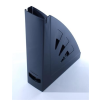 VICTORIA Iratpapucs, műanyag, 75 mm, VICTORIA, fekete