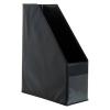 VICTORIA Iratpapucs, PVC, 95 mm, VICTORIA, fekete