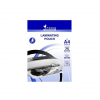 VICTORIA Meleglamináló fólia, 75 mikron, A4 fényes, 100db/csomag, Victoria