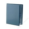VICTORIA Névjegytartó, 32 db-os, VICTORIA, kék (INJV16K)