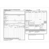 VICTORIA Nyomtatvány, kiküldetési utasítás és költségelszámolás , 25x2, A4, VICTORIA  B.18-70