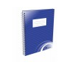 VICTORIA Spirálfüzet A4, 70 lap, vonalas