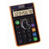 """VICTORIA Számológép, asztali, 8 számjegy, környezetbarát, VICTORIA """"GVA-612N"""", narancs"""