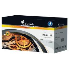 VICTORIA TN241B Lézertoner HL 3140CW, 3150CDW, DCP 9020CDW nyomtatókhoz, VICTORIA fekete, 2,5k nyomtatópatron & toner
