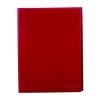 VICTORIA Villámzáras mappa, A4, álló, VICTORIA, piros