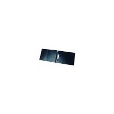 VICTORIA Villámzáras mappa A4 fekete, fekvő lefűző