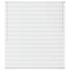 vidaXL ablakredőny alumínium 120x220 cm fehér