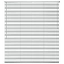 vidaXL ablakredőny alumínium 140x220 cm ezüst redőny