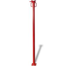 vidaXL Acrow támasztó 280 cm piros építőanyag
