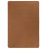 vidaXL barna juta szőnyeg latex hátoldallal 190 x 240 cm