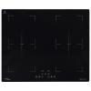 vidaXL beépített Flexizone érintőpaneles indukciós főzőlap 3000W 60cm