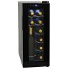 vidaXL borhűtő LDC kijelzővel 35 l, 12 palack számára