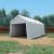 vidaXL Fehér pvc tároló sátor 550 g/m² 3 x 6 m