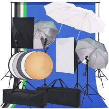 vidaXL fotó stúdió világítás szett világítás