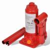 vidaXL Hidraulikus emelő autóknak pirosban 2 T