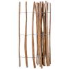 vidaXL impregnált mogyorófavessző kerítés 120 x 250 cm