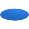 vidaXL Kerek medence borító 549 cm PE kék