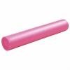 vidaXL Rózsaszín EPE jógahenger 15 x 90 cm