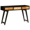 vidaXL tömör mangófa íróasztal 120 x 40 x 76 cm