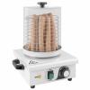 vidaXL vidaXL rozsdamentes acél hot-dog melegítő 450 W