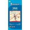 Vigo térkép - Michelin 80