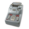Vintage Addo-X pénztárgép