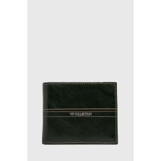 VIP COLLECTION - Bőr pénztárca Palermo - fekete - 1449972-fekete