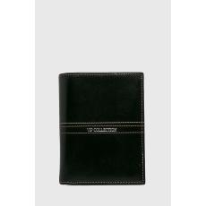 VIP COLLECTION - Bőr pénztárca Palermo - fekete - 1449977-fekete