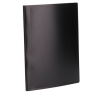 "VIQUEL Bemutatómappa, 20 zsebes, A4, VIQUEL ""Standard"", fekete"