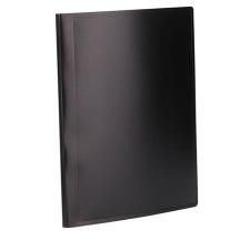 "VIQUEL Bemutatómappa, 20 zsebes, A4, VIQUEL ""Standard"", fekete mappa"