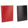 "VIQUEL Bemutatómappa, 40 zsebes, A4, VIQUEL ""Standard"", piros"