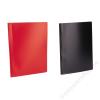 VIQUEL Bemutatómappa, 40 zsebes, A4, VIQUEL Standard, fekete (IV508005)