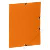 VIQUEL Gumis mappa, 15 mm, PP, A4, VIQUEL Standard, narancssárga (IV133004)
