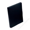 VIQUEL Gumis mappa, 30 mm, PP, A4, VIQUEL Coolbox, fekete (IV021305)