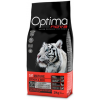 Visán Optimanova Cat Mature Chicken & Rice 400g