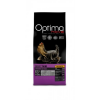 Visán Optimanova Dog Adult Mini Chicken & Rice (csirke és rizs) 0,8 kg